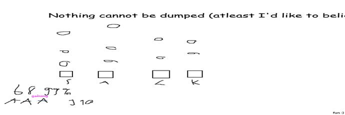 ultra dump gaming